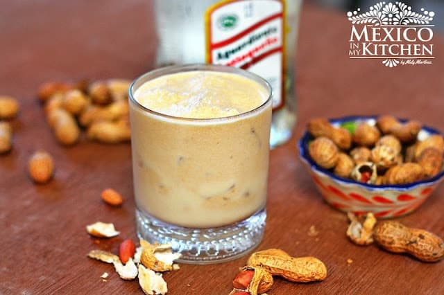Peanut Torito Cocktail | Authentic Mexican Recipes