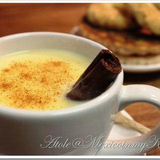Sweet Corn Atole and Masa Harina Atole Recipe