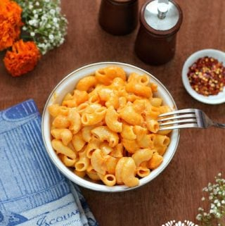 Easy and Quick Mexican Style Mac & Cheese