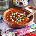 Roasted Red Jalapeño Salsa Recipe