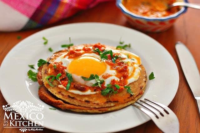 Empalmes recipe norteños estilo Monterrey