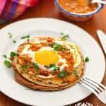 Empalmes, a recipe by Chef Adrian Herrera