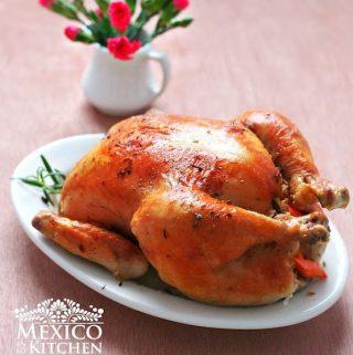 Roast Chicken – Pollo al Horno