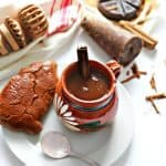 Champurrado Recipe | Hot Thick Mexican Chocolate | 0