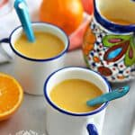 Orange Atole – Atole de Naranja