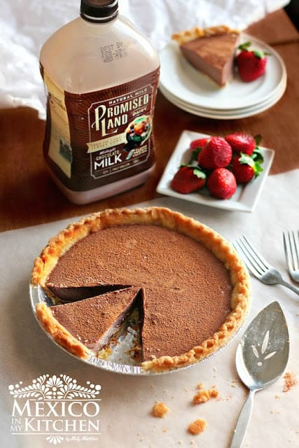 Chocolate Milk Pie Recipe