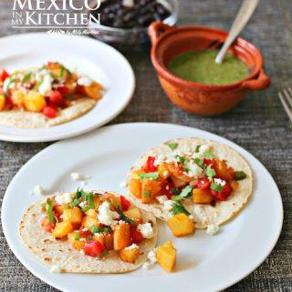 Mexican Style Potatoes – Papas a la Mexicana