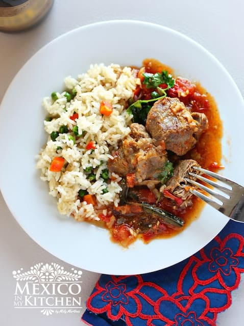 Pork in tomato sauce recipe