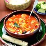 Mexican Shrimp Soup – Caldo de Camarón