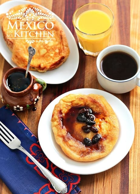 Caballeros pobres recipe - Mexican Style French Toast