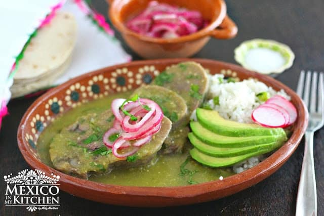 Beef Tongue in Salsa Verde. Come and enjoy our recipe