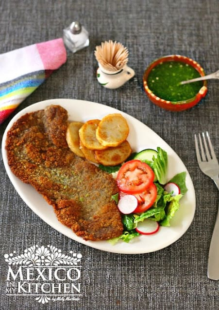 How To Make A Tasty Milanesa Recipe Learn How To Make It Today