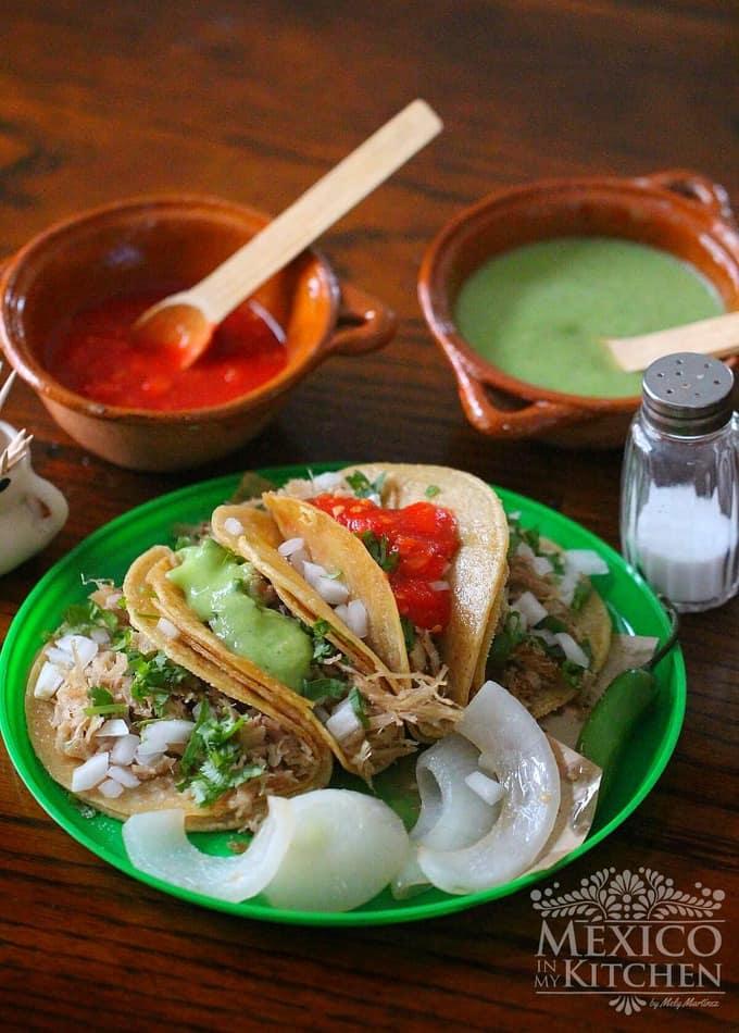 Tacos de suadero recipe - Mexican recipes