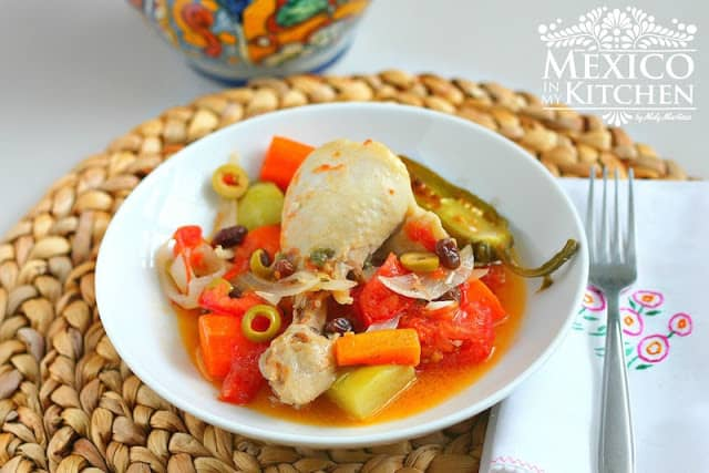 Olla Tapada an easy and versatile chicken recipe chicken stew