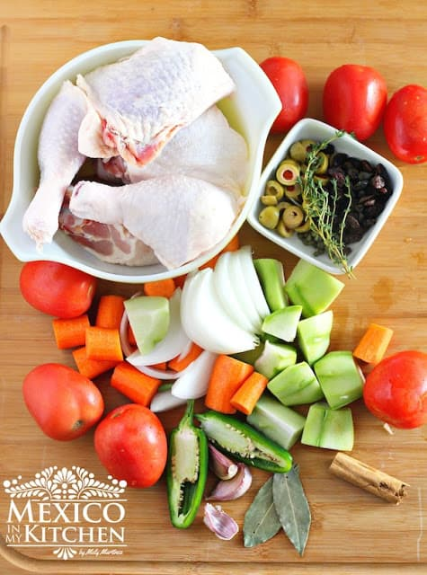 chicken stew an easy and versatile chicken recipe.