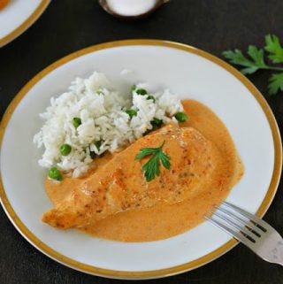 Creamy Chipotle Chicken Breast