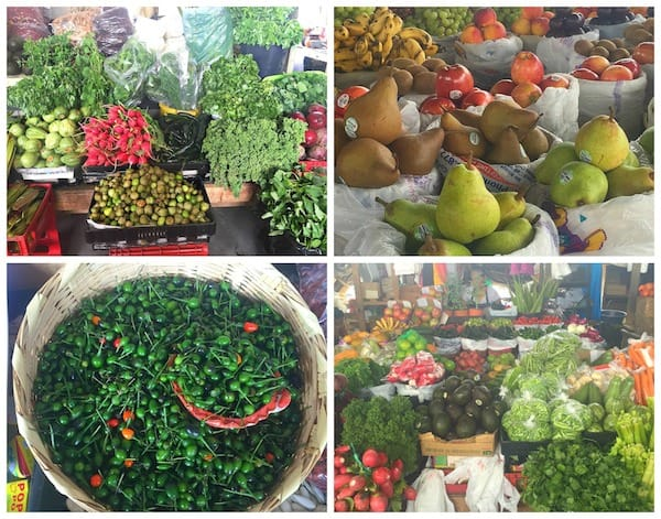 fruits and vegetables | Mexican Markets