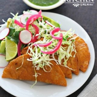 Traditional homestyle mexican food recipes mexico in my kitchen tuna empanadas forumfinder Choice Image