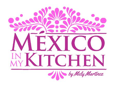 Traditional Homestyle Mexican Food Recipes | Mexico In My Kitchen logo