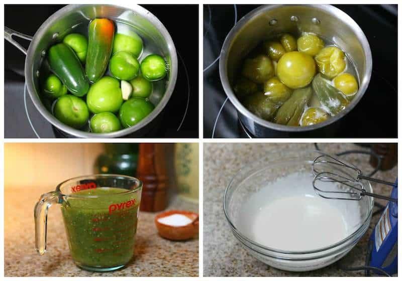Tamal de cazuela - Tamal Casserole recipe