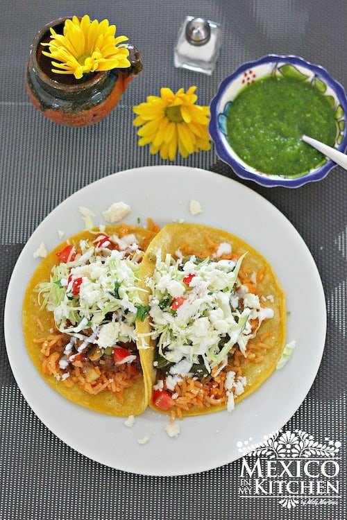 Leftover Tacos Recipe, quick and easy