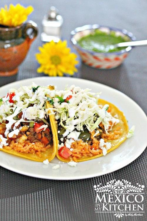 Leftover Taco Recipe