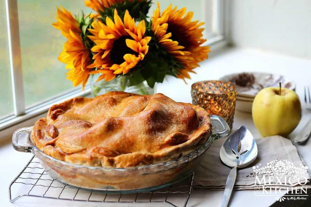 Apple pie recipe tutorial