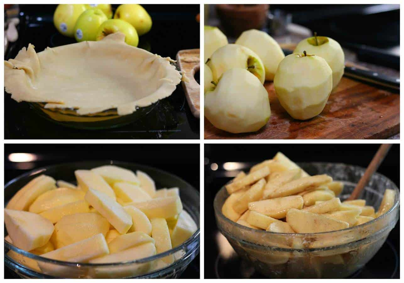 Apple pie complete recipe tutorial