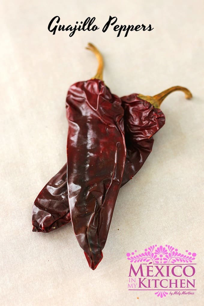 Guajillo Pepper - Mexican Dried Peppers