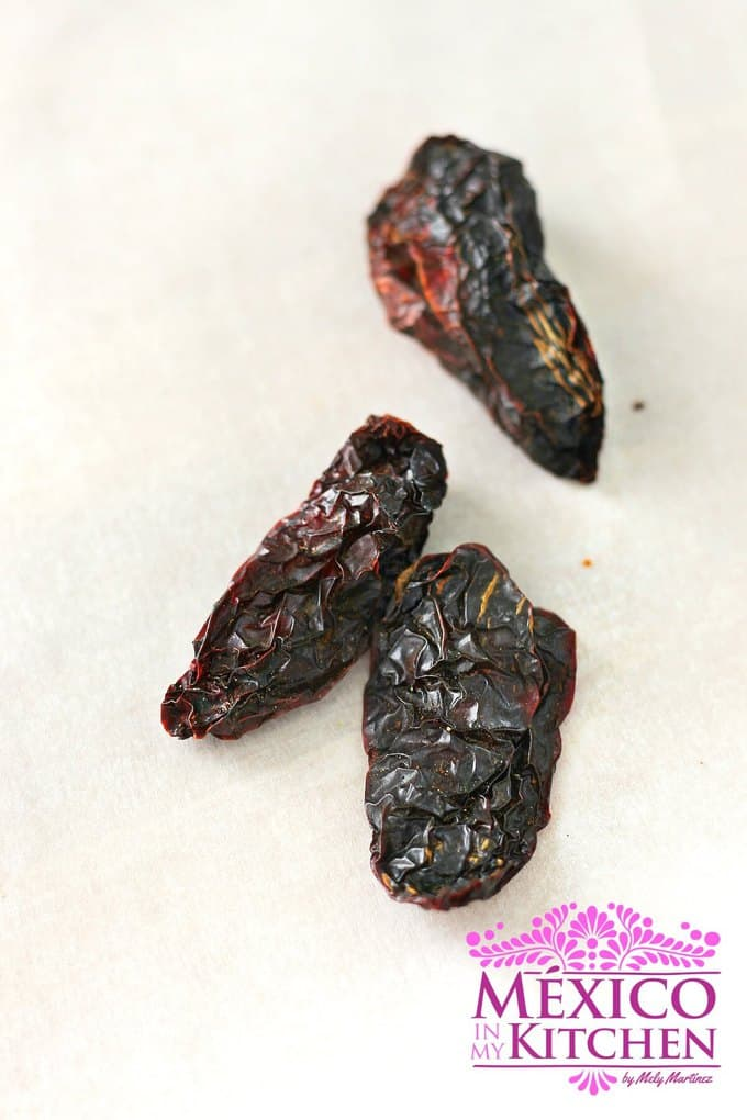 Dried Peppers | Morita pepper description and uses.