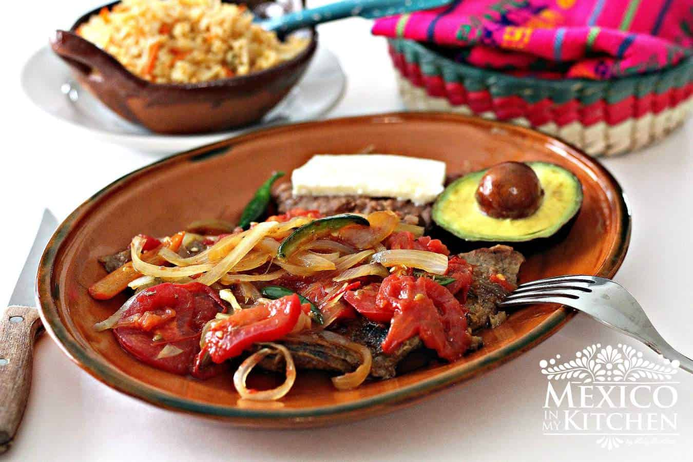 Steak Ranchero | Recipe Authentic Mexican
