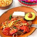 Steak Ranchero recipe authentic mexican