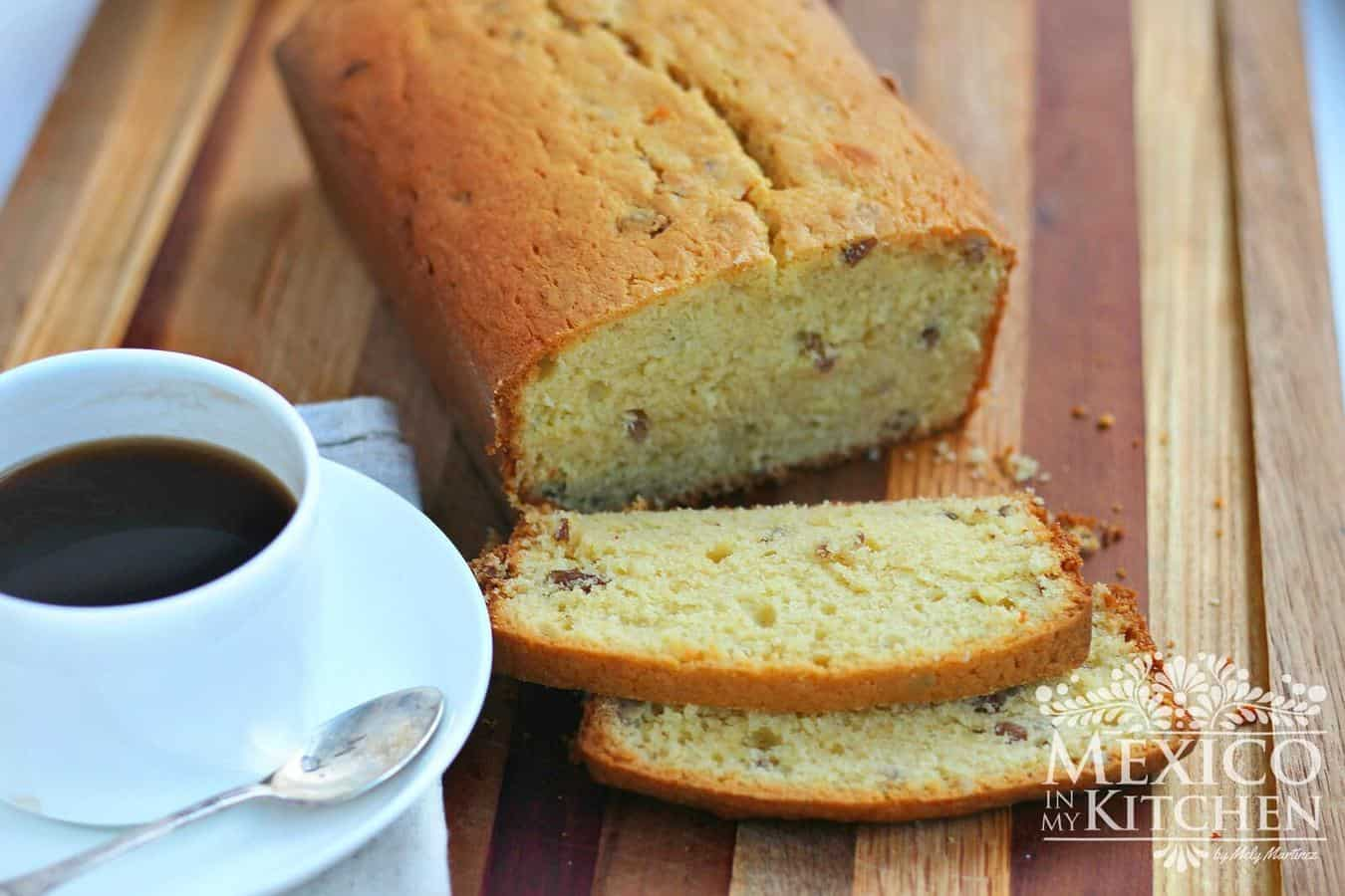 Cream Cheese Pound Cake | Quick and Easy Recipe