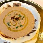 Pecan Cream Soup Mexican - Crema de Nuez