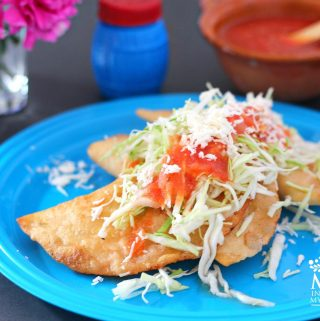 fried corn empanadas cheese