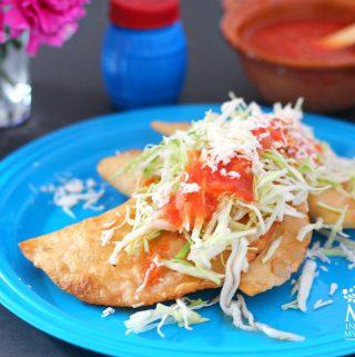 fried corn empanadas cheese