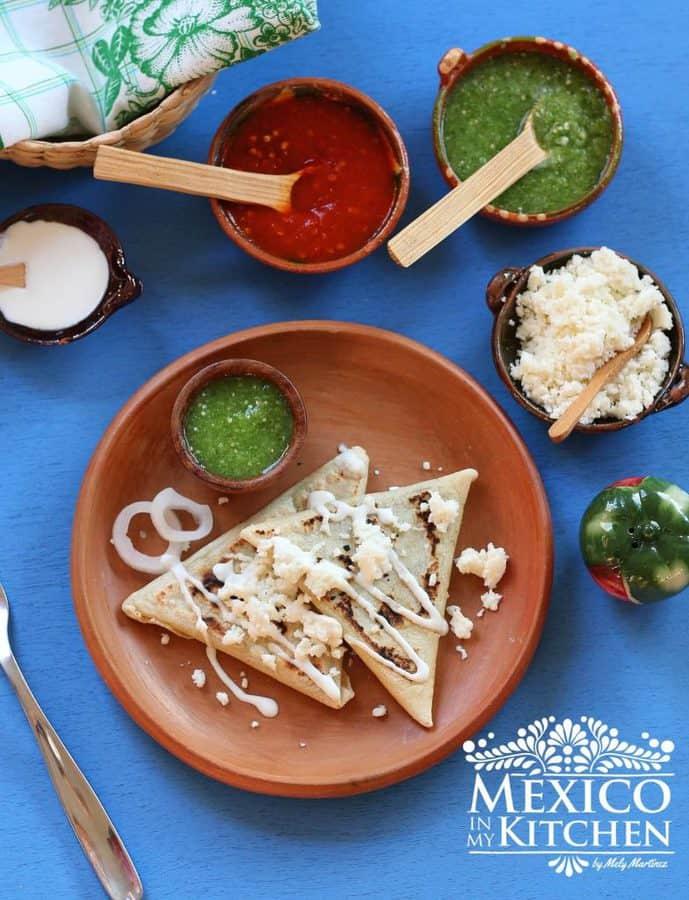 Oaxaca Tetelas Recipe