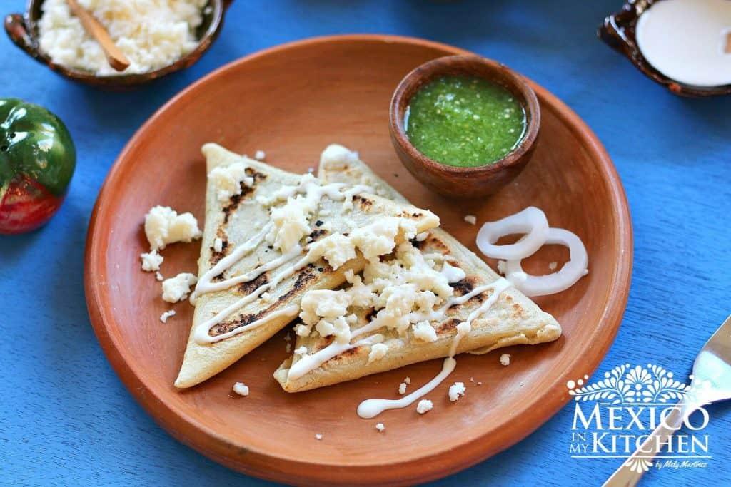 Tetelas Recipe Oaxaca