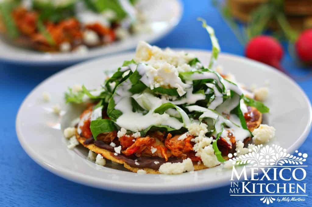 mexican chipotle tuna tostadas - 1 - 2 a