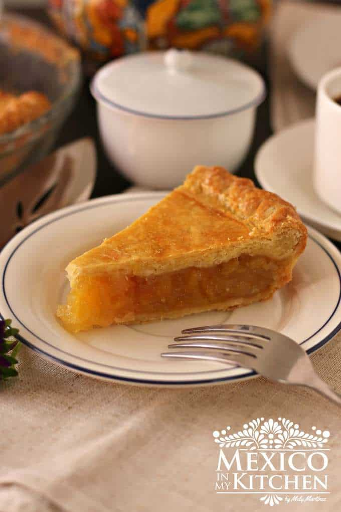 Pineapple Pie recipe | Mexican Recipes