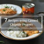 Recipes using canned chipotle peppers - 1