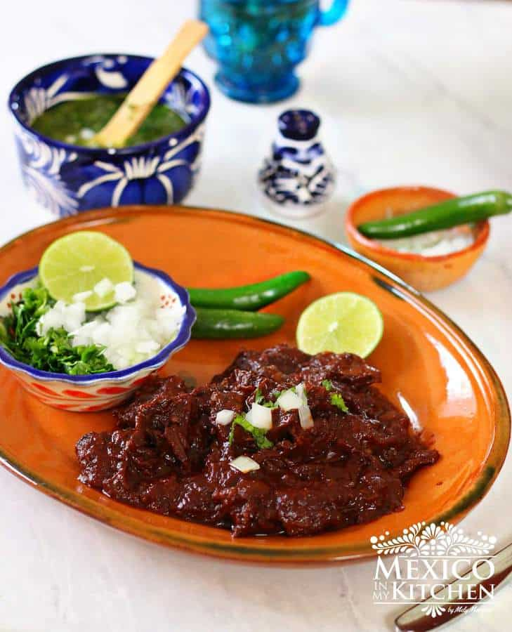 Mexican red beef barbacoa recipe | Mexican Recipes