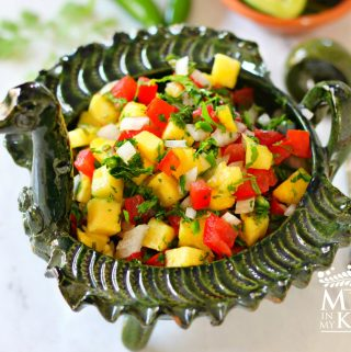 Pineapple Pico de Gallo