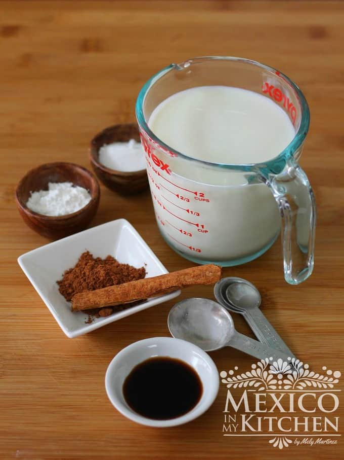 Flavored Milk recipe,Easy recipe to make flavored vanilla & cinnamon milk at home.