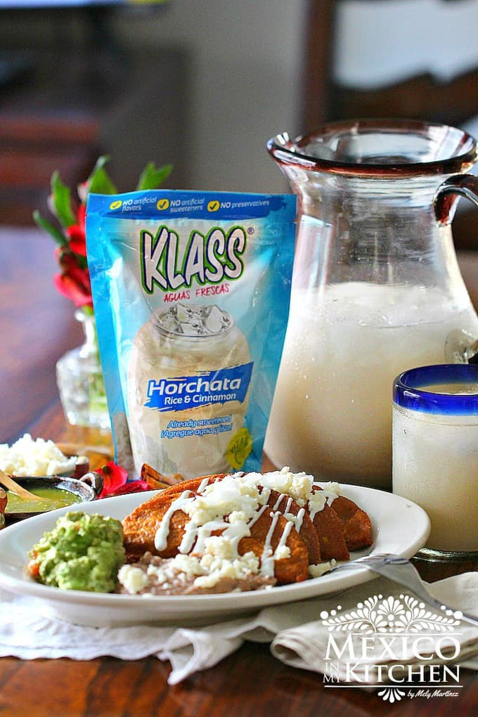 Enchiladas potosinas recipe - Horchata Klass
