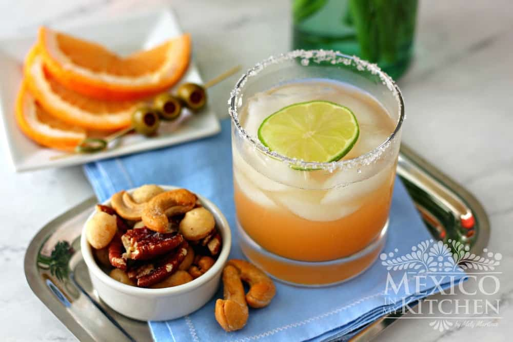 Cocktail Paloma recipe 6 | Mexican Recipe |A quick & easy Mexican Tequila cocktail with Grapefruit is a crowd pleaser.