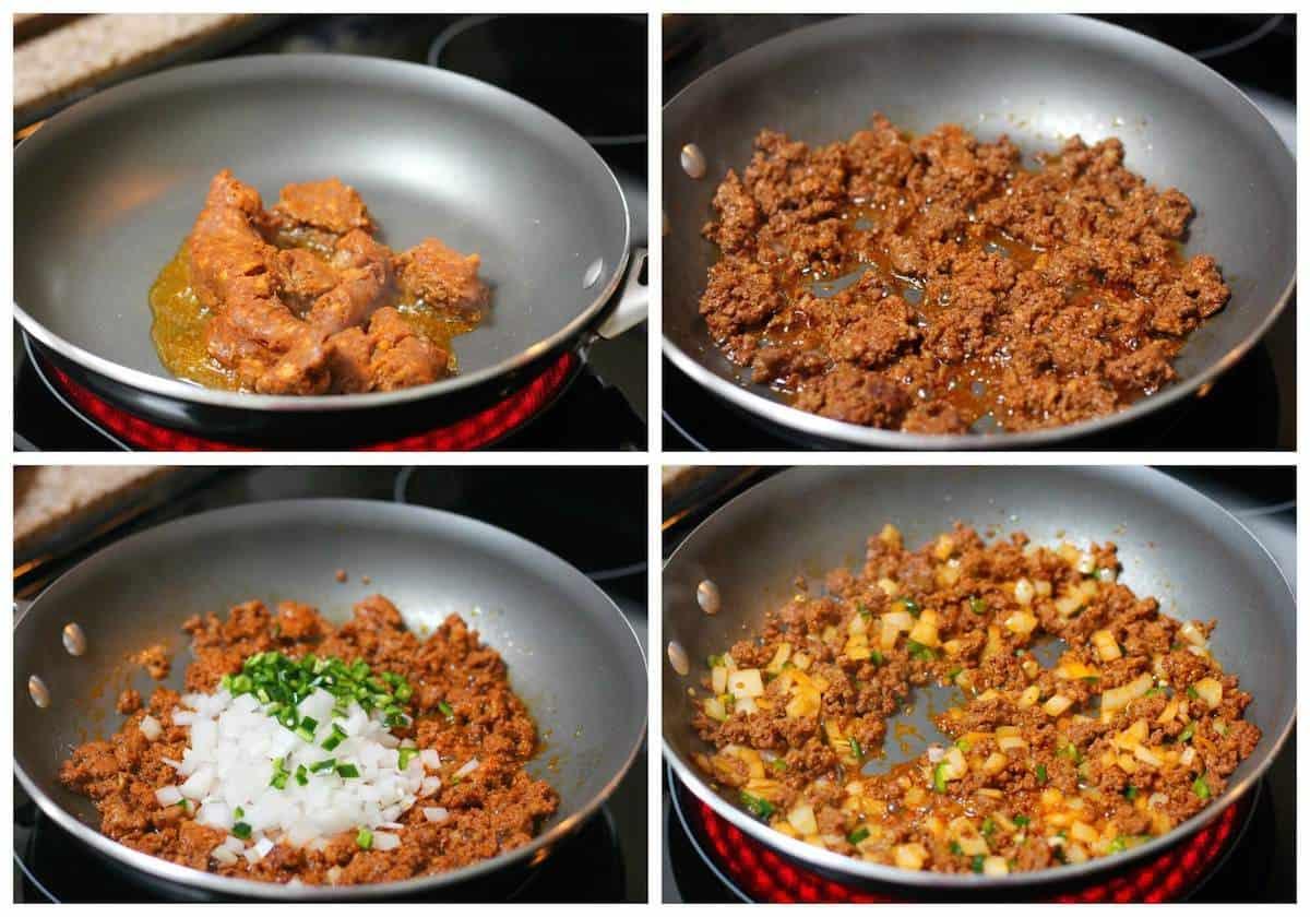Chorizo salsa recipe | Mexican Recipe