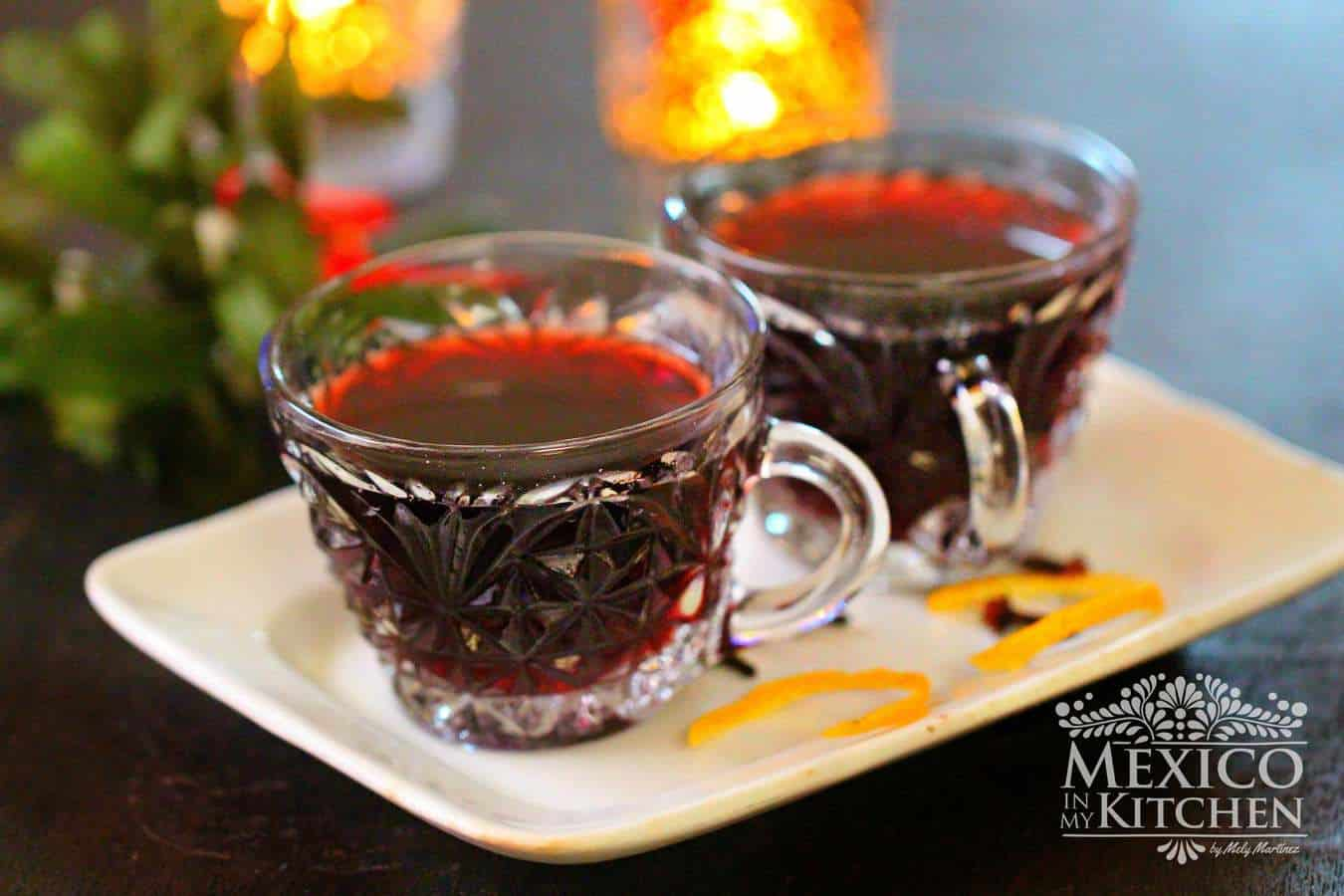 Mulled red wine recipe | Christmas Hot drinks with alcohol eng14