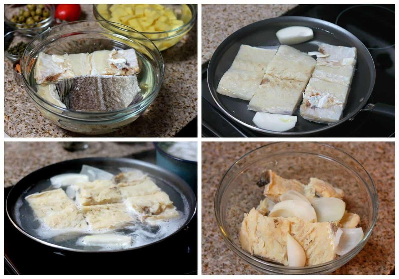 Veracruz Style Bacalao recipe