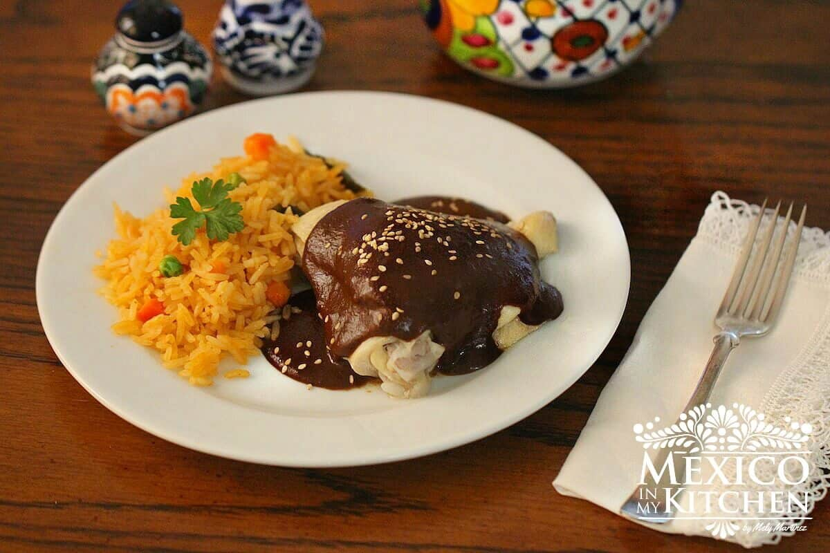 Doña Maria Mole Mexican Food Recipes Mexico In My Kitchen